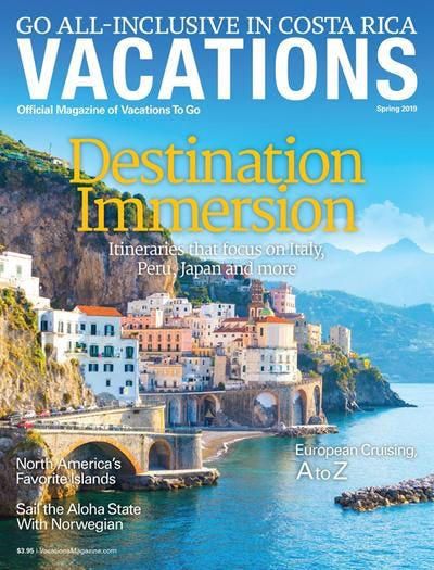 Travel & Leisure Magazines